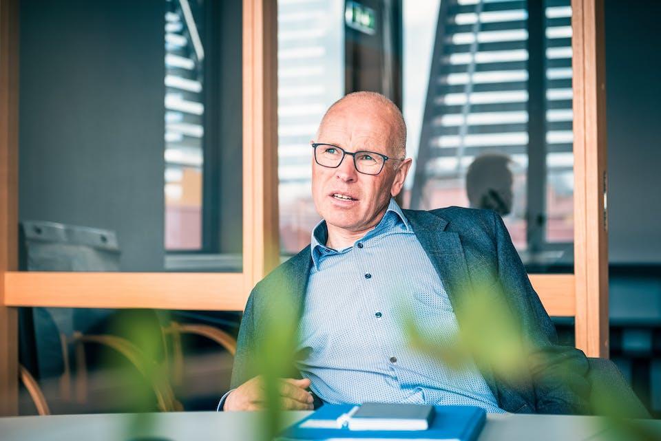 Lars Ølstad i Isiflo Raufoss
