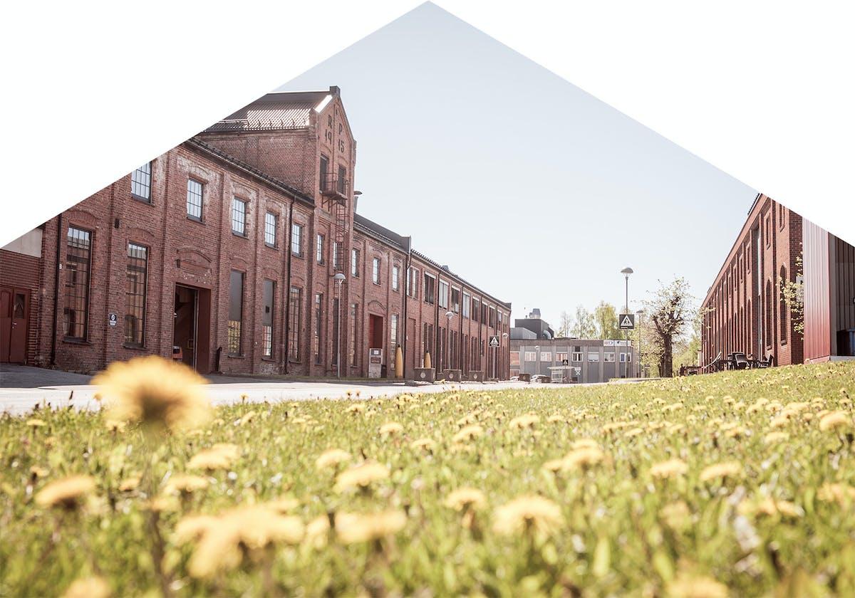 Fabrikken på Raufoss er en viktig del av Raufoss sin historie